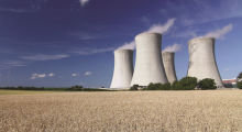 Licensing for nuclear power plants